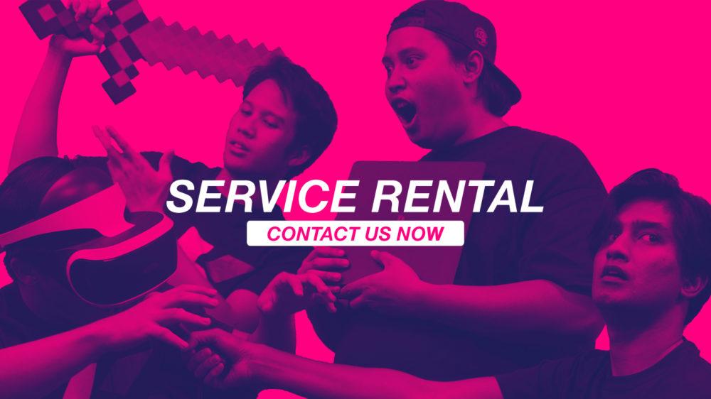 Kitamen rental service cover
