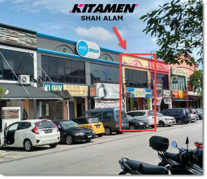 kitamen shah alam office