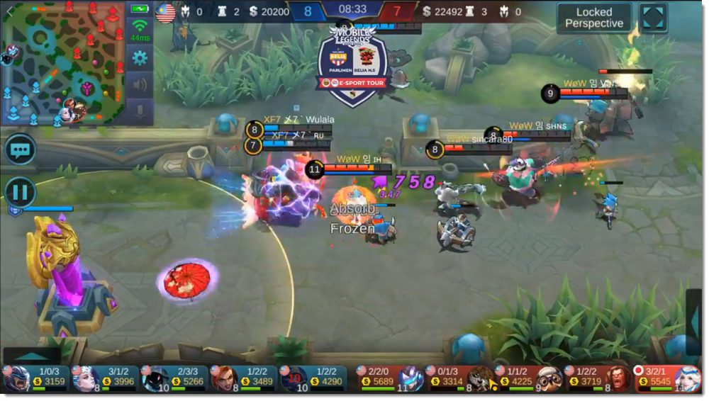mobile legends streaming kitamen shah alam