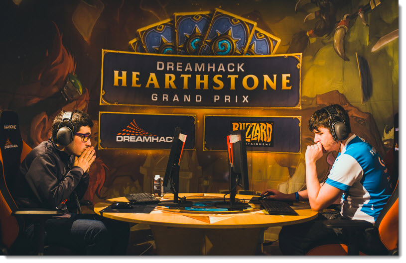 hearhtsone esport 2018 tournament