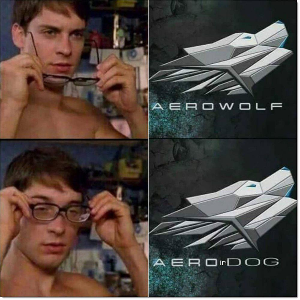 aerodog meme