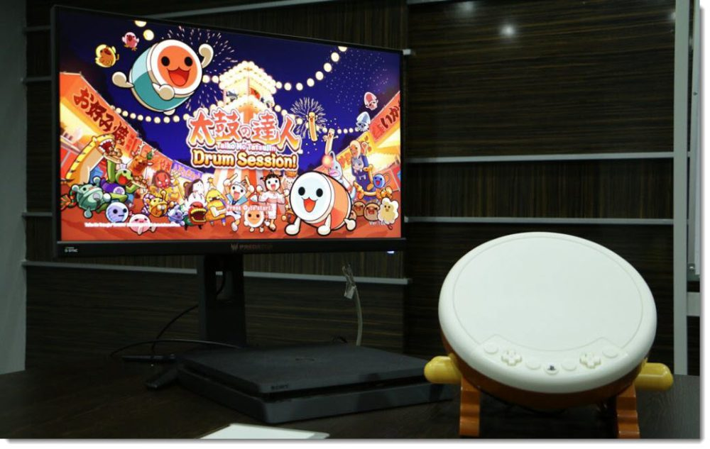 Taiko No Tatsuji PS4 Drum thang