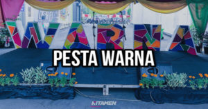 Pesta Warna cover page