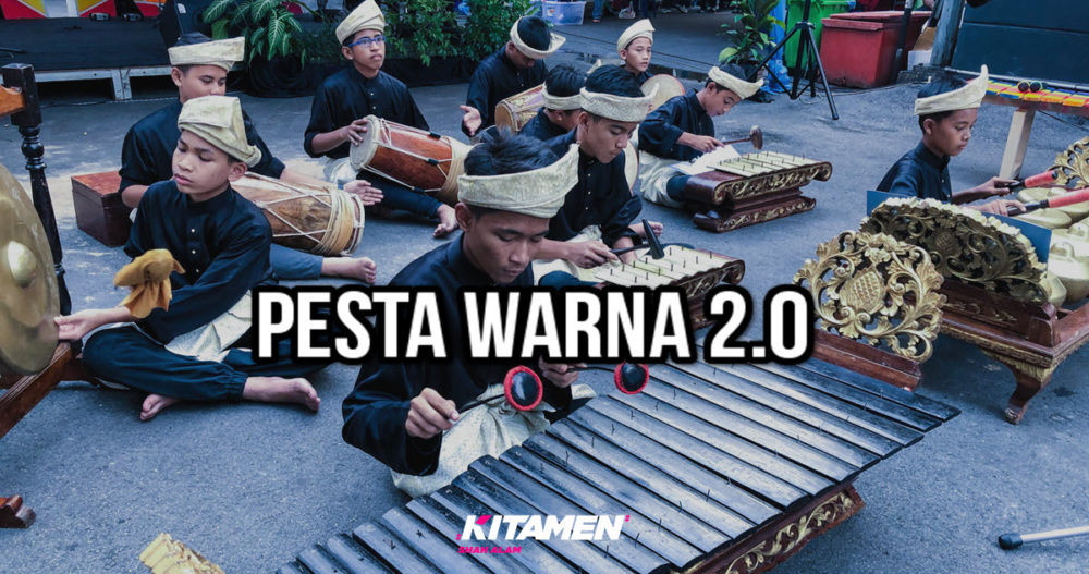 warna 2 cover page